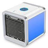COMLIFE Condizionatore Portatile Raffreddatore D'aria Evaporativo Mini 3 in 1 Dispositivo di Raffreddamento (Condizionatore Portatile)