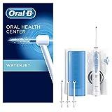 Oral-B Waterjet Sistema Pulente con Idropulsore con 4 Testine Waterjet