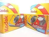 KODAK–Fotocamera USA e Getta con Flash, 39scatti, Confezione da 2