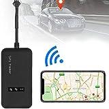 Likorlove Tracker GPS per Auto, Dispositivo di Localizzazione Mini gsm GPRS SMS Locator Tempo Reale in Tempo Reale per Scooter Veicolo Auto Moto Veicolo