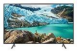 Samsung TV UE55RU7170UXZT Smart TV 4K Ultra HD 55' Wi-Fi Dvb-T2Cs2, Serie Ru7170, 3840 X 2160 Pixels, Nero, 2019