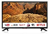Sharp Aquos LC-32BC5E - 32' Smart TV HD Ready LED TV, Wi-Fi, DVB-T2/S2, 1366 x 768 Pixels, Nero, suono Harman Kardon, 3xHDMI 2xUSB, 2019