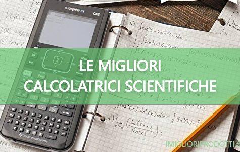 CALCOLATRICI SCIENTIFICHE