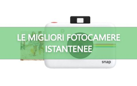 Fotocamere istantanee