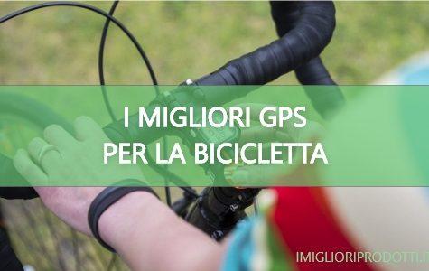 GPS per la bicicletta