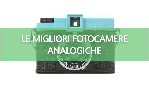 Le migliori fotocamere analogiche