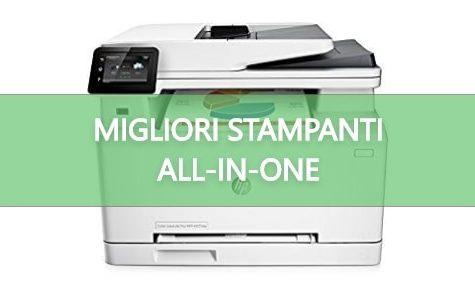 Migliori stampanti all-in-one