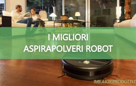 aspirapolveri robot