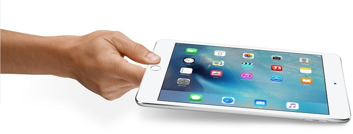 Tablet iPad Mini 4