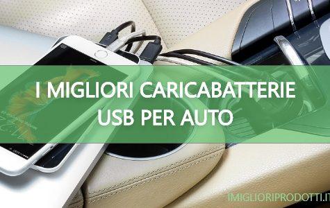 migliori caricabatterie per auto