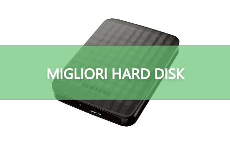 migliori hard disk