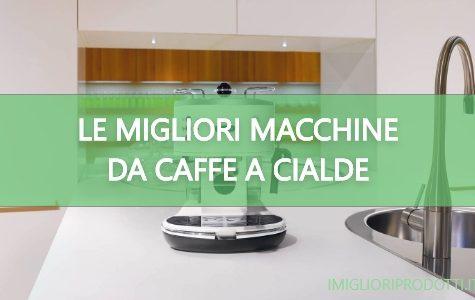 migliori macchine caffe cialde