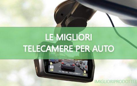 migliori telecamere auto