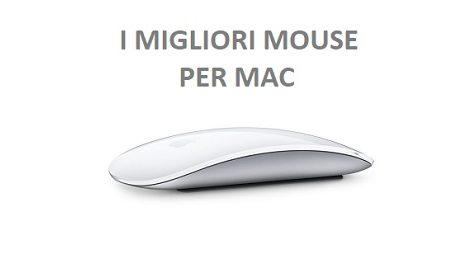 mouse per mac