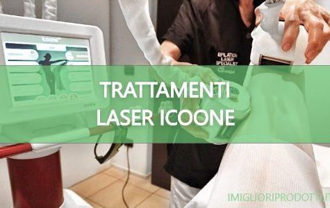 trattamento laser icoone